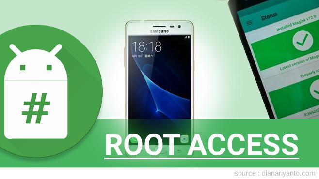 Cara Root Samsung Galaxy J3 Pro (2016) Paling Simpel